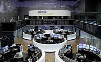 European shares set for weekly loss as banks weigh, SCA shines on bid speculation