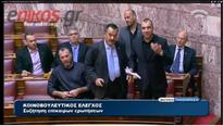 Golden Dawn MP Shouts 'Heil Hitler!' in Greek Parliament [VIDEO]