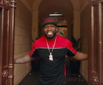 'Bankrupt' 50 Cent presents a spoof episode of MTV Cribs from a youth hostel