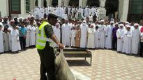 Abu Dhabi Civil Defense Fire Prevention Awareness Campaign Continues