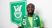 Ghanaian Kingsley Boateng lands at Slovenian giants NK Olimpija