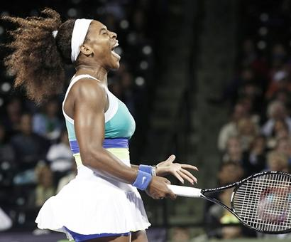 Serena passes suspended Sharapova as top woman earner