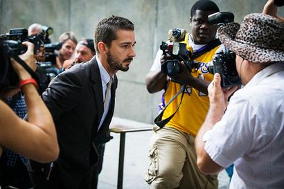 Court orders Shia LaBeouf to undergo anger management classes