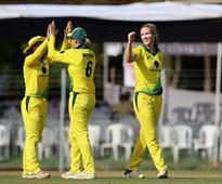 Women's T20I Tri