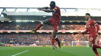 Premier League: Rampant Liverpool hammer West Ham United 4-1 to go second