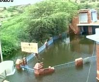 Flood-like situation in Rajasthan: NDRF, Army deployed as over 70 airlifted from affected areas
