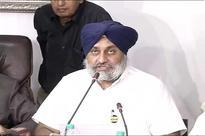 BJP-SAD Combine to Contest Punjab Polls on Development Plank: Sukhbir Badal