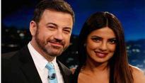 Priyanka Chopra begins 'Baywatch' promotions with Jimmy Kimmel Live
