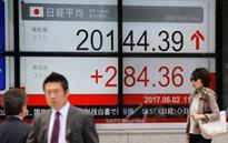 Global markets: Dollar weakness, China cheer lift Asia stocks, commodities