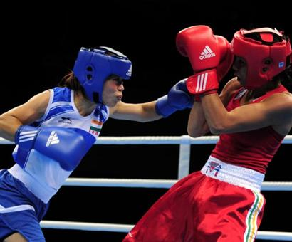 With This Ring... Mary Kom and women's boxing in India