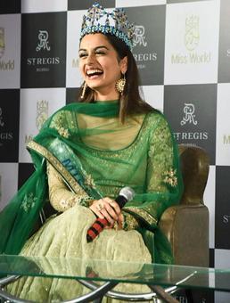 Manushi Chillar: 'I wish I had given more lady-like reactions'