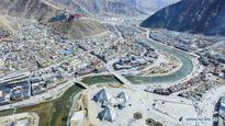 In pics: new look of quake-hit Yushu after reconstruction