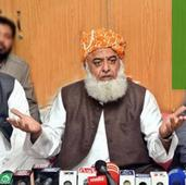 Fazl asks Parliament to prepare recommendations for settlement of Kashmir issue