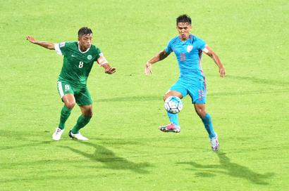 India qualify for 2019 AFC Asian Cup