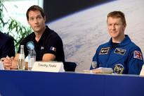 Tim Peake Recalls His Re-Entry Back To Earth From The International Space Station