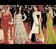 Aishwarya Rai, Vidya Balan, Marion: Best dressed on Day 6 of Cannes
