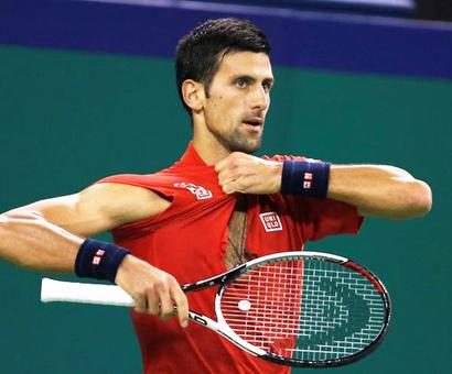 Djokovic not losing sleep over battle for No 1 ranking with Murray