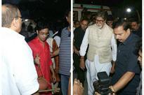 Om Puri's Last Rites Performed: Son Ishaan Lights Pyre; Amitabh Bachchan, Vidya Balan Pay Tribute