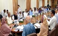Cabinet okays numerous drafts
