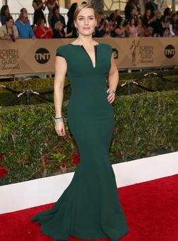 2016 SAG Awards: Kate Winslet, Nicole Kidman on the red carpet