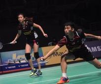 Chan-Goh aiming to build momentum for Rio in NZ Open