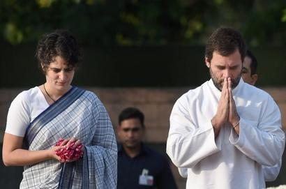 I trust my sister more than anyone else: Rahul