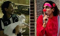 INTERVIEW: Award-winning Egyptian actor Aly Sobhy on 'being different', clowning and film