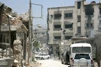 Syria calls U.S. air strike