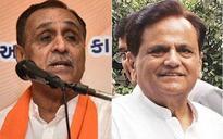 Gujarat Rajya Sabha election: Ahmed Patel sure of victory, CM Vijay Rupani disagrees