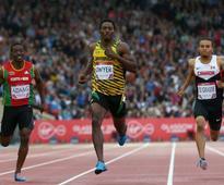 Canadian sprinter Andre de Grasse wins 100m at Oslo
