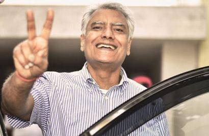 Gurdaspur bypoll: Congress' Jakhar wins by over 1.9 lakh votes