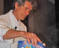 Barilla chef: Whole grain pasta needs bold partners