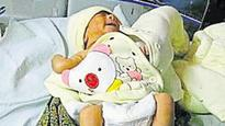 Five families come forward to adopt baby girl abandoned near Gurgaon
