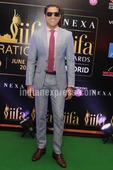 Farhan Akhtar, Anil Kapoor in New Delhi for IIFA announcement