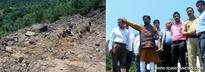 Chaudhary Lal Singh inspects four laning construction works