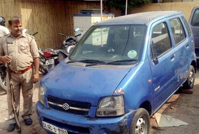 Arvind Kejriwal's missing WagonR found in Ghaziabad