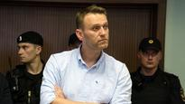 Russia's opposition leader Alexei Navalny cannot run for presidency