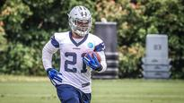 Cowboys' woes continue: Ezekiel Elliot out with hamstring injury