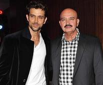 Rakesh and Hrithik Roshan won't give up their K connection