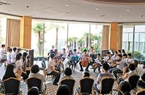 Playing for peace and harmony: On Jeju Island, Lindenbaum music festival focuses on uniting two Koreas