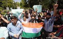 NIT students along with NSUI continued their protest against Govt.