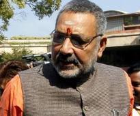 There is need to increase Hindu population: Giriraj