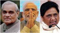 Vajpayee, Modi, Mayawati: A look at icons of Indian politics