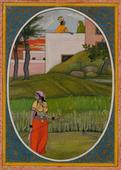 Rajput paintings bring out desire and sensuality in pre-British India