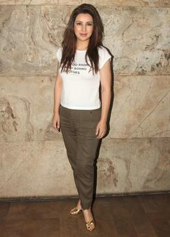 PIX: Tisca Chopra, Nandita Das watch a film