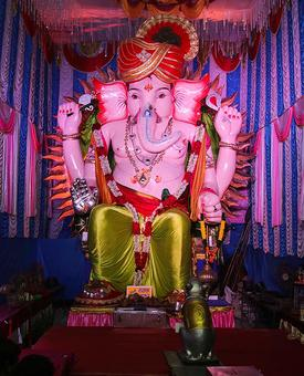 The oldest Ganesh pandals in Mumbai