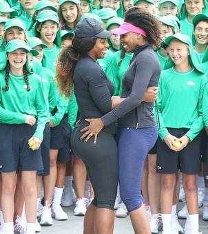 Venus, Serena stay on course for final showdown but...