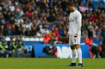 Ronaldo limps out of training days before Champions League final