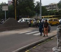 Without pavements, zebra crossings, students at risk off campus