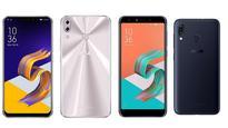 MWC 2018: Asus introduces ZenFone 5Z, ZenFone 5 and ZenFone 5 Lite